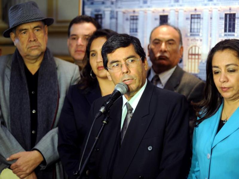 Gana Perú ya no es mayoría en el Congreso con renuncia de Delgado