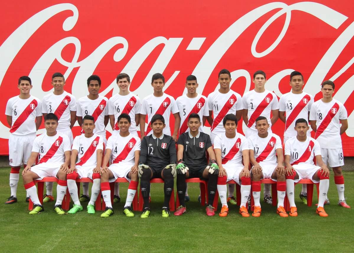 La selección nacional Sub 15 jugará contra Islandia y Honduras en su grupo.