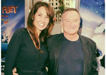 Robin Williams sufría de enfermedad incurable revela su esposa