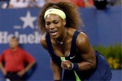 Serena Williams es la máxima favorita para ganar por tercera vez consecutiva el US Open.