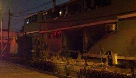 [FOTOS] Alarma por explosión en complejo policial de Aramburú en Surquillo