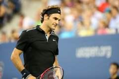 Federer sólo ha cedido un solo games en cuatro partidos disputados en el US Open 2014.