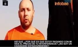 Terrible: ISIS decapita a Steven Sotloff, otro periodista estadounidense