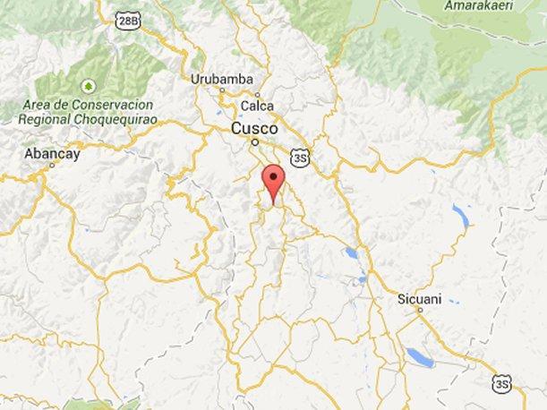 Tragedia: Sismo en Paruro - Cusco deja nueve muertos y desaparecidos