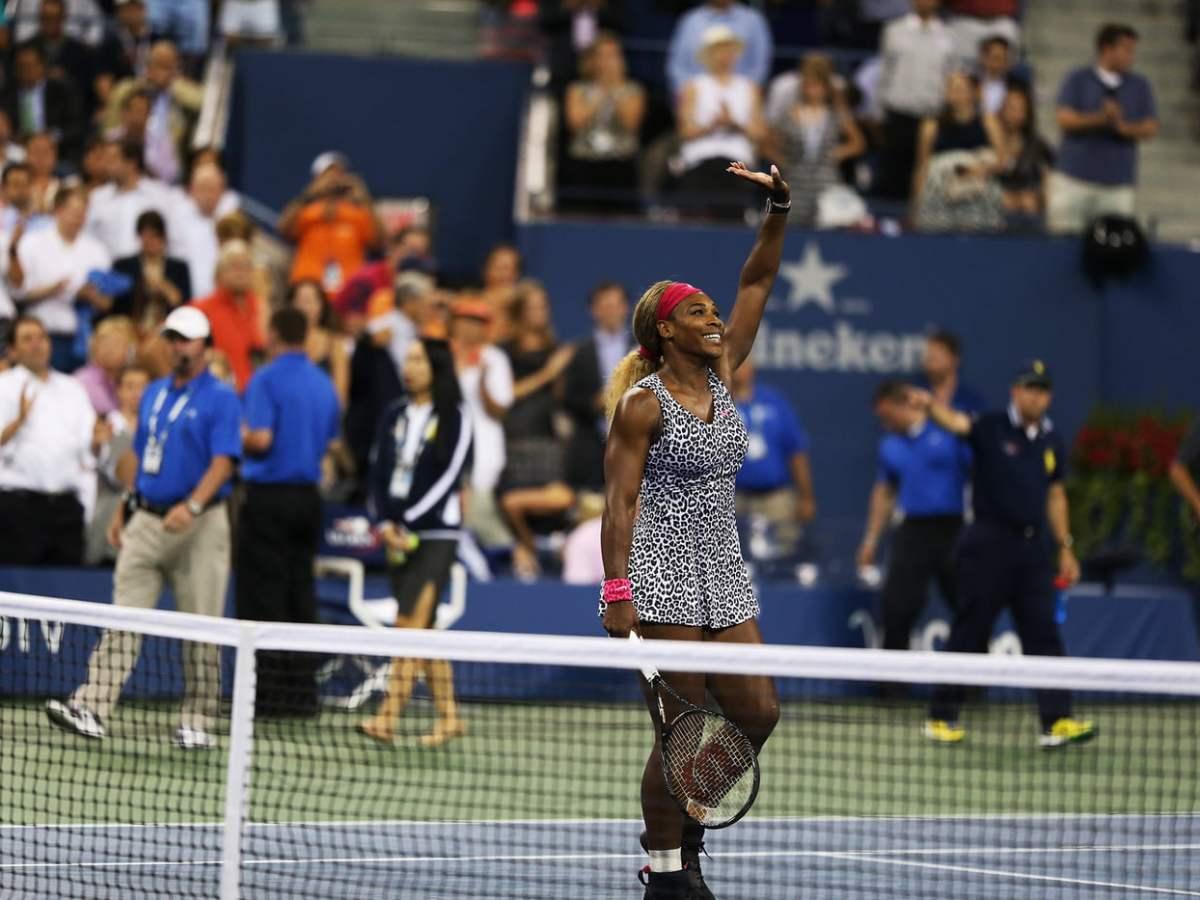 Serena Williams viene confirmando su favoritismo para obtener el US Open.