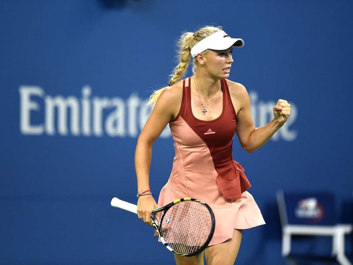 Wozniacki viene mostrando un excelente nivel en el US Open.