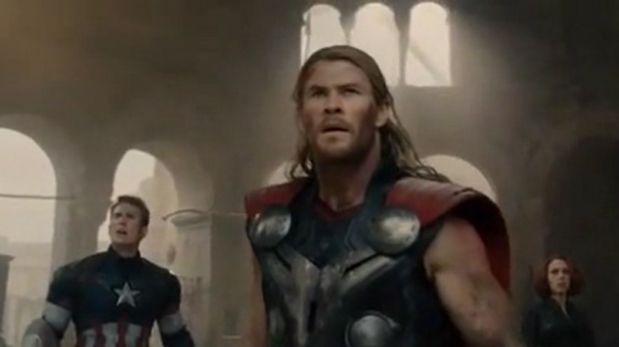 """[VIDEO] """"The Avengers"""": Mira el trailer de """"La era de Ultrón"""""""