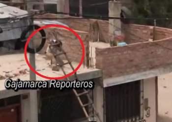 [VIDEO] Fiscal investiga a policías por asesinato durante desalojo en Cajamarca