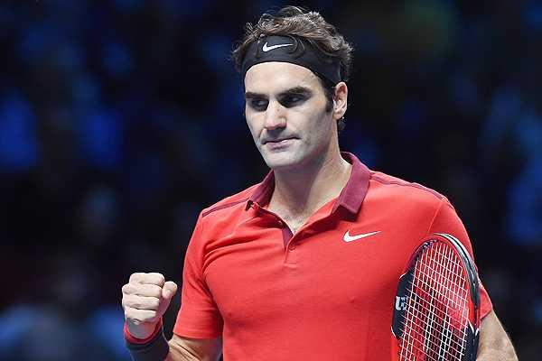 Federer sacó a relucir su jerarquía para imponerse a su compatriota Wawrinka.