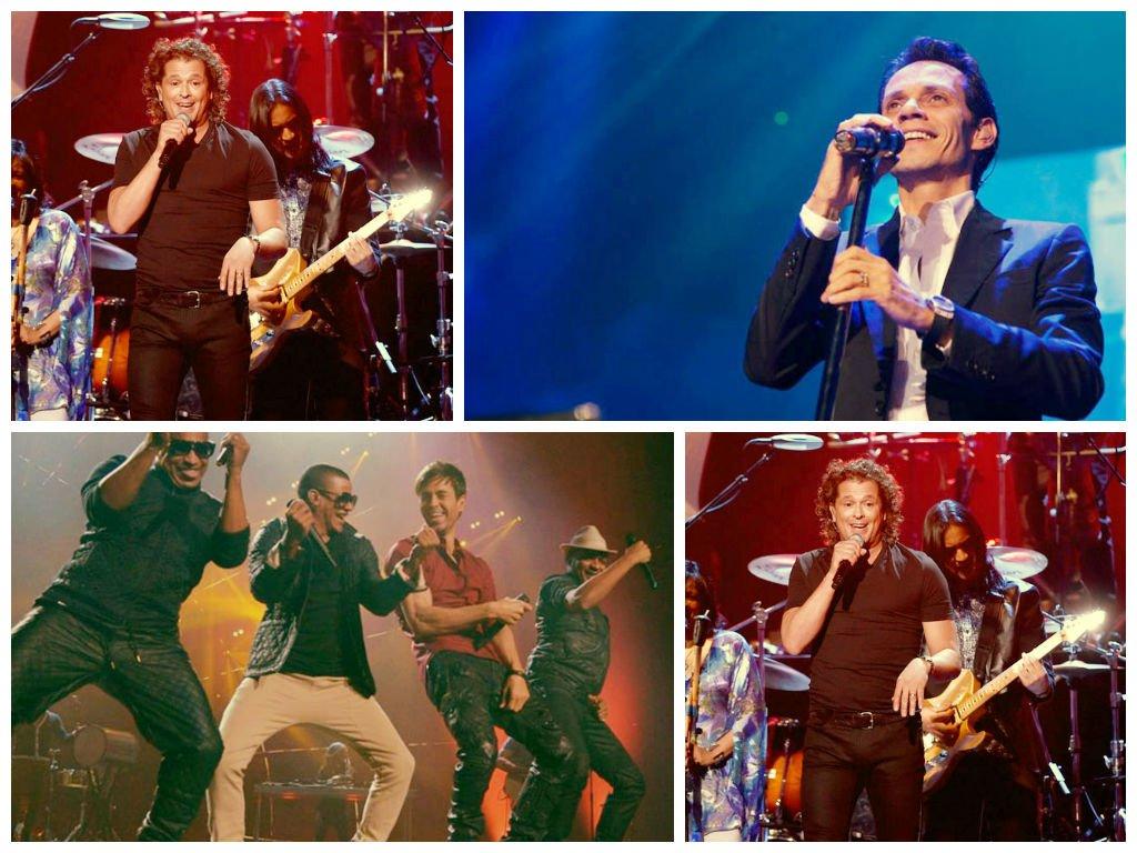 [VIDEOS] Latin Grammy 2014: Aquí los ganadores de la música latina