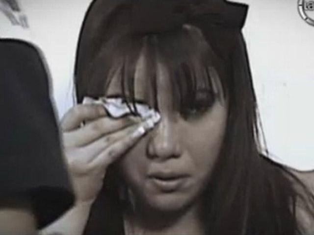 Greysi deportada del Perú y trasladada al aeropuerto por policías