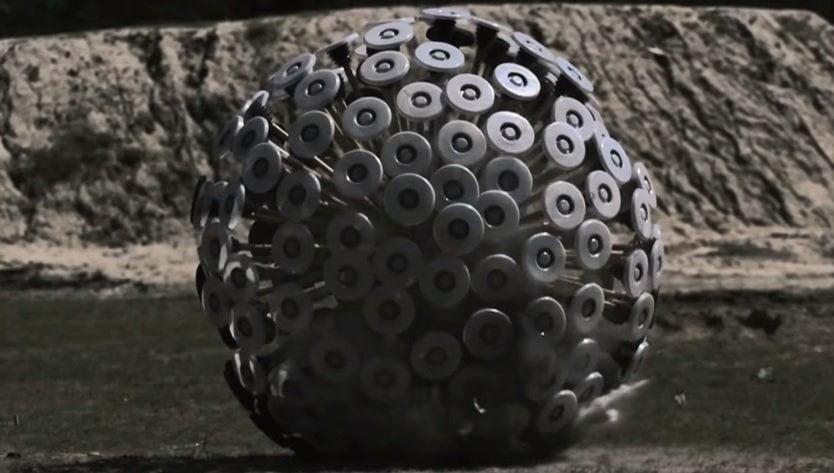 [VIDEO] Increíble invento. Esta pelota salva miles vidas en Afganistán