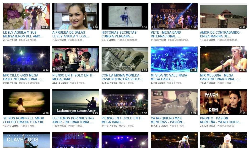 YouTube: Desaparecen videos de Corazón Serrano más populares