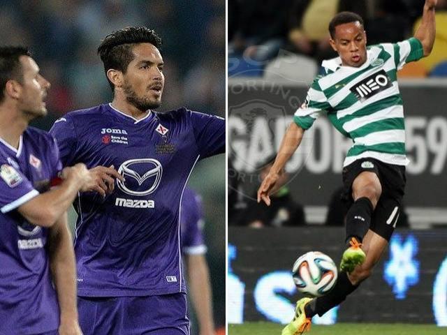 Juan Vargas y André Carrillo jugarán ante el Tottenham de Inglaterra y Wolfsburgo de Alemania, respectivamente.