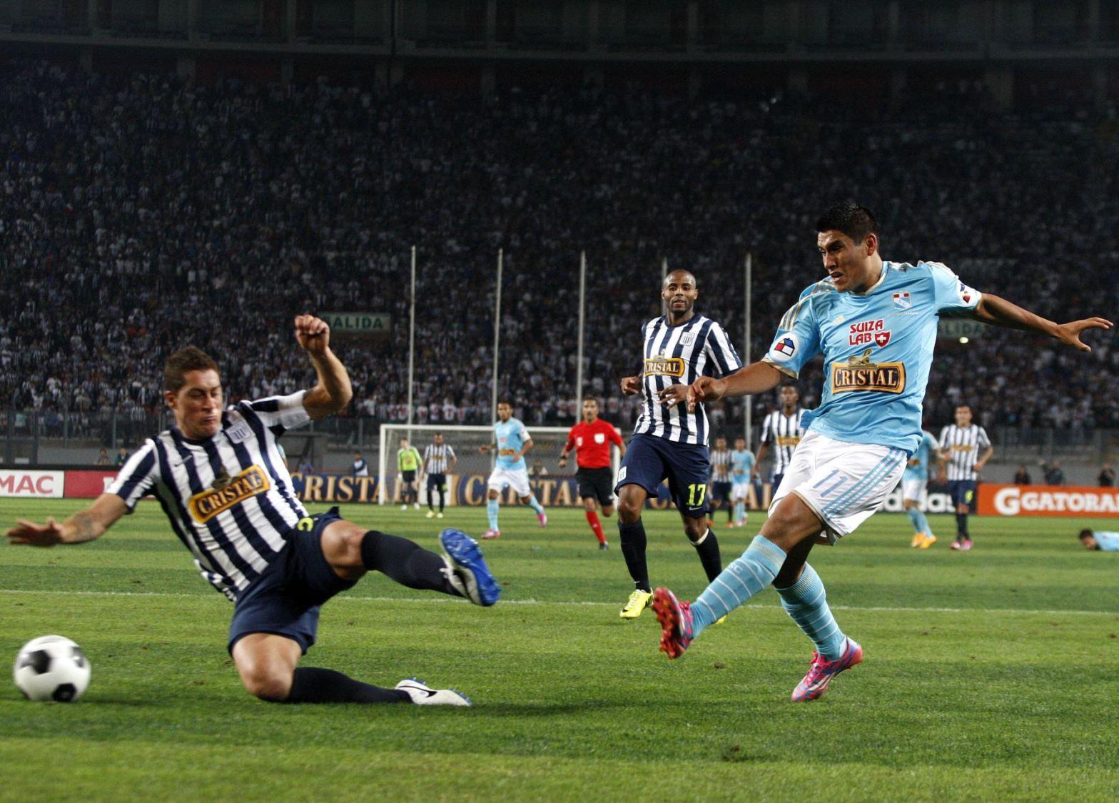 Sporting Cristal y Alianza Lima se enfrentarán el miércoles por el título del Clausura.