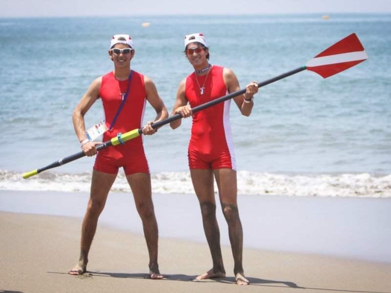 La dupla Del Solar – Pezet fue la mejor en Remo dentro de su categoría.
