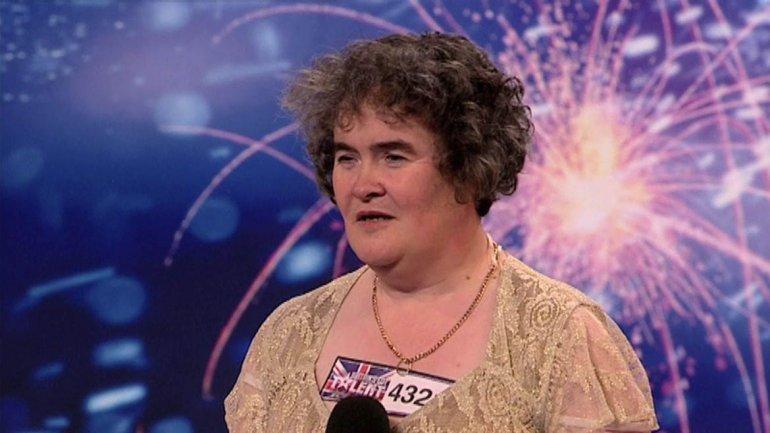 Susan Boyle la revelación de Britain's Got Talent consiguió novio