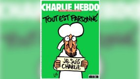 La portada de Charlie Hebdo tras atentado criminal en Francia