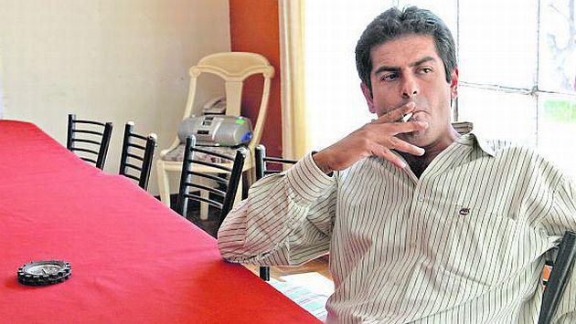Prófugo Martín Belaunde debe acudir el lunes a oficina de Refugiados en Bolivia