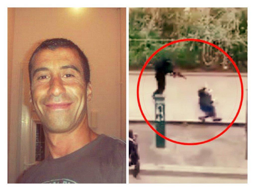 Policía ejecutado por terrorista en 'Charlie Hebdo' también era musulmán