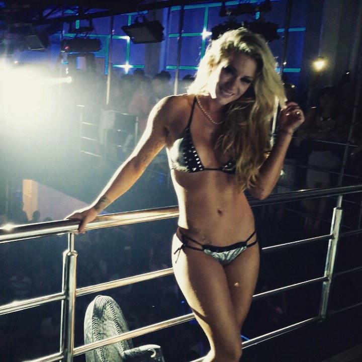 Leslie Shaw desnuda: Filtran fotos de la cantante en redes sociales