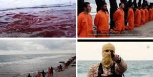 Brutal: Estado Islámico decapita a 21 egipcios cristianos [FOTOS]