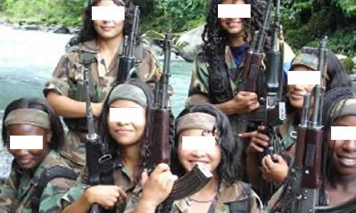 FARC reclutó a niña y la obligó a matar a su mejor amiga [VIDEO]