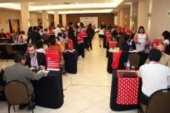 El Mincetur destacó el éxito de la Macrorrueda Norte Exporta 2015 realizada ayer en Chiclayo y Piura.