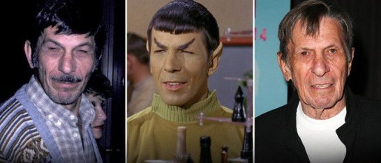 "Murió Leonard Nimoy el ""Sr. Spock"" de Star Trek [VIDEO]"