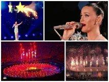 Super Bowl: Katy Perry y su impresionante show de medio tiempo