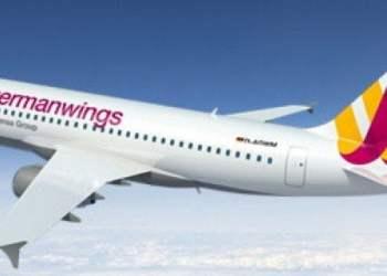 Avión con 148 personas se estrella en los Alpes franceses