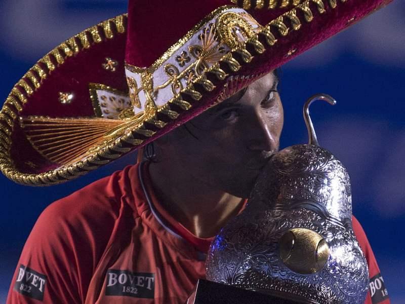 Ferrer conquistó el torneo mexicano de Acapulco por cuarta vez.