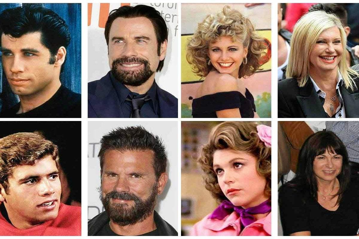 Grease: Así luce hoy el elenco de la popular película