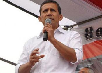 Ollanta Humala recorre Chosica y declara emergencia por huaicos