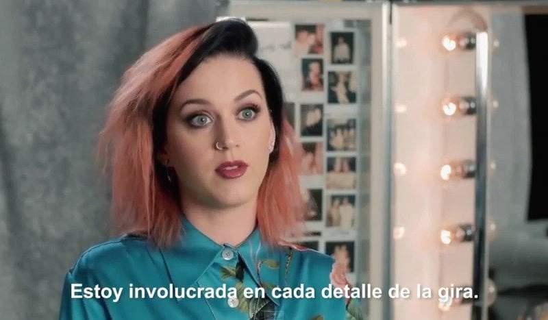 Katy Perry en Perú: Mira el spot de su concierto en setiembre