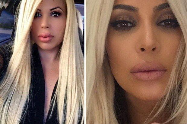 Laura Bozzo, Alejandra de la Fuente, Kim Kardashian