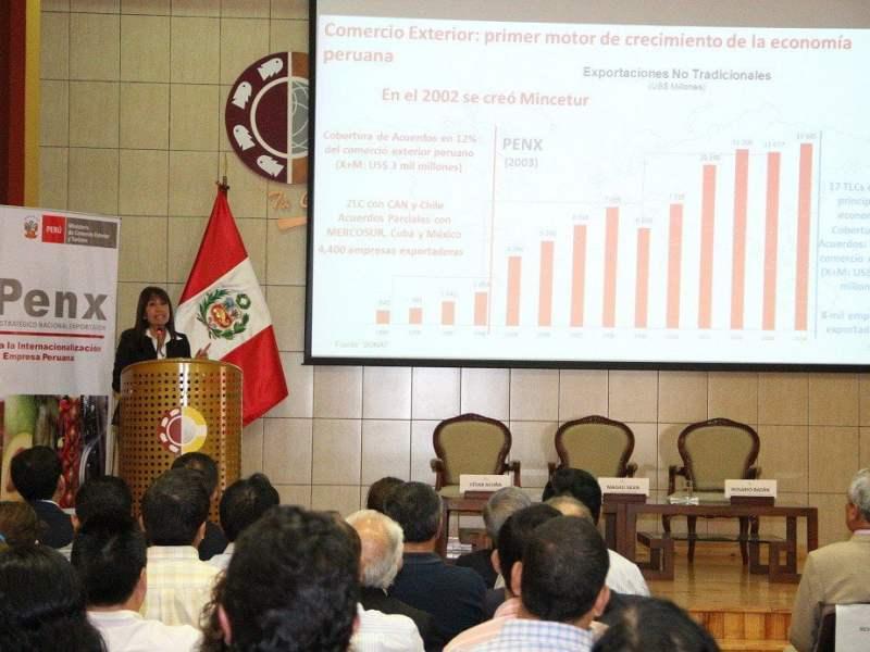 El PENX 2025 ya ha sido presentado en la mayoría de las regiones.