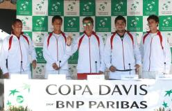 Perú buscará la sorpresa ante Chile en Copa Davis.