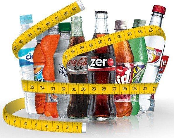 Las bebidas light o diet pueden triplicar tu grasa abdominal