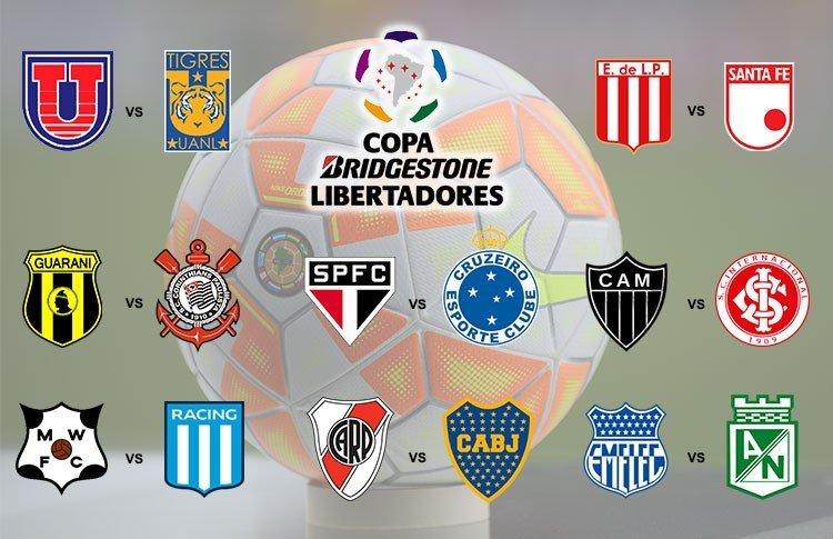 En los octavos de final de la Copa Libertadores 2015 lamentablemente ya no participan los clubes peruanos.