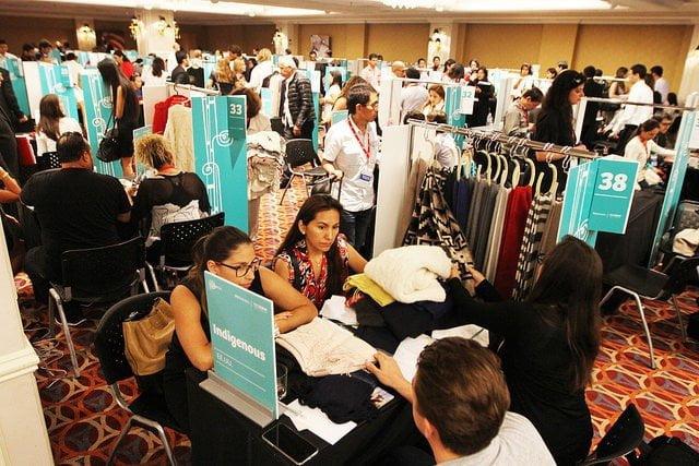 La rueda de negocios de Perú Moda 2015 es una oportunidad para que las empresas peruanas participantes del sector textil, confecciones y joyería concreten negocios importantes.