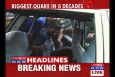 EN VIVO: Terremoto en Nepal, cobertura de medios locales