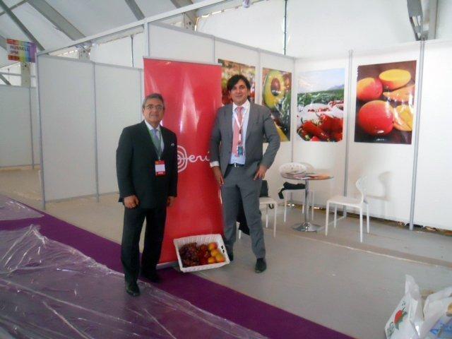El Perú espera fortalecer relaciones comerciales con Marruecos a través del SIAM 2015.