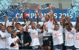 Fútbol, Perú, Torneo del Inca, U. César Vallejo, Alianza Lima, Montes, Cedrón, Chávez