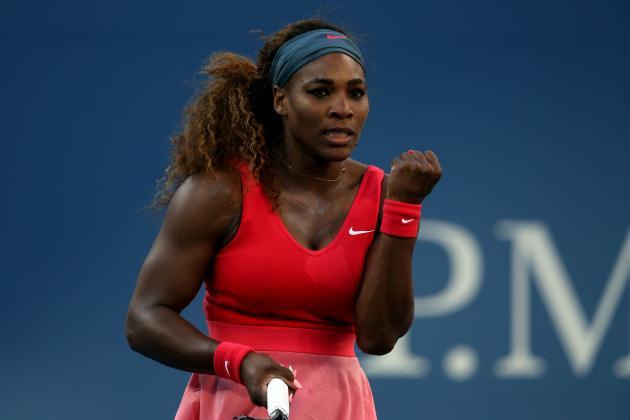 Serena Williams continúa inamovible al frente del ranking de la WTA.