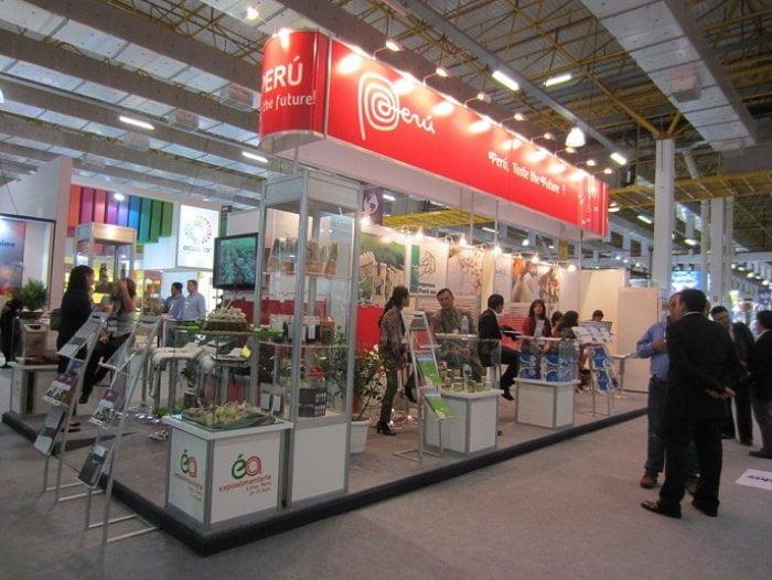 Exportadores peruanos participaron con éxito en feria APAS de Brasil.