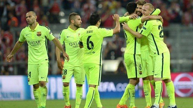Barcelona jugará una nueva final de Champions League.