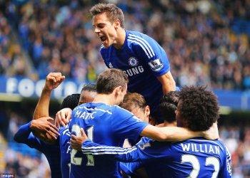 Chelsea conquistó su quinto título de fútbol inglés