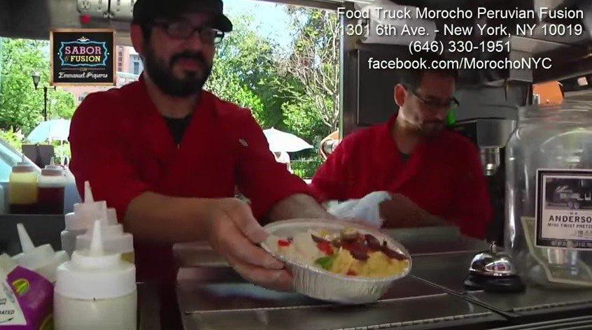 Morocho food truck