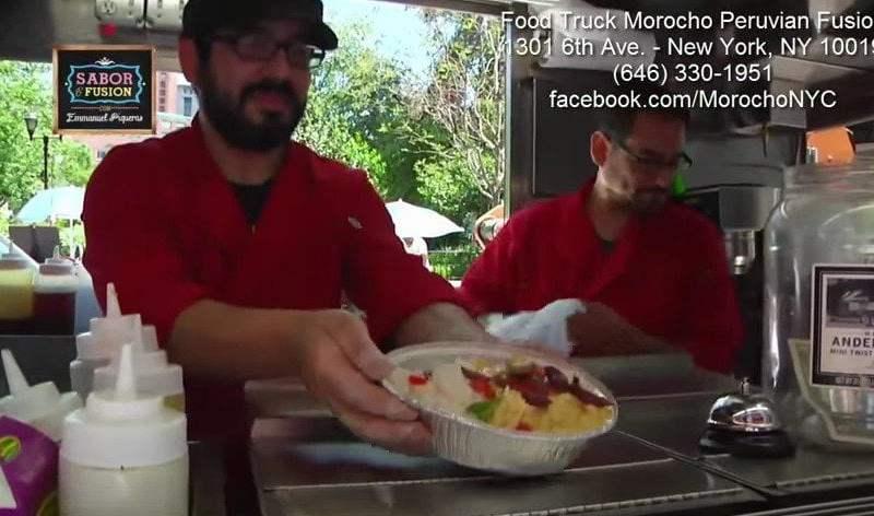 EE.UU. Los camiones de comida peruana más populares [VIDEO]